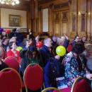 At the City Chambers